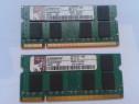 Memorie Laptop Ram Kingston ASU256X64D2S800C6 2Gb DDR2