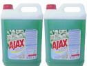 5x Ajax 5L Flowers of Spring, Rezerva solutie geamuri