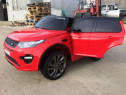 Masina electrica Land Rover Discovery Premium cu Touchscreen