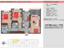 Decebal - Piata Muncii - apartament 3 camere