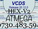 Vcds HEX-V2 20.12 PRO Vag Com 2020 tester Audi Vw Skoda Seat