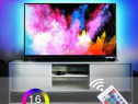 Kit Banda LED TV pentru iluminare ambientala spate TV USB