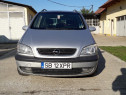 Opel Zafira 1,6 benzina, inmatriculat, 7 locuri