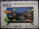 NEI, TV LED, HD, diagonala 48 cm, nou, la cutie, player mult