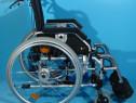 Carucior handicap, scaun cu rotile B+B / sezut 41 cm