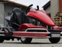 Dooma Go Kart Electric pentru copil 2-8 ani cu scaun reglabi
