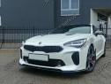 Prelungire splitter bara fata Kia Stinger Mk1 GT 2017- v1