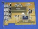 Card extensie 4 port USB 2.0 slot PCI