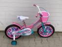 "Bicicleta flory moon de 16"" noua"