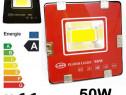 Proiector LED 50w Echivalent 500 w Exterior 50 Gradina