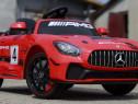 Masinuta electrica pentru copii Mercedes GT-R 12V AMG #Grey