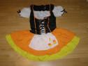 Costum carnaval serbare bavareza 6-7-8 ani
