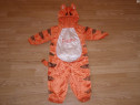 Costum carnaval serbare animal tigger tigru 1-2 ani