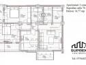 Apartament 3 camere, 76 mp utili, Doamna Stanca