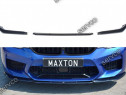 Prelungire splitter bara fata BMW Seria M5 F90 2017- v2