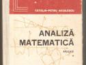Analiza Matematica-aplicatii