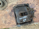 Etrier stanga nissan micra 2004 k12 1.2 59kw 80cp