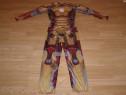 Costum carnaval serbare ironman iron man 7-8 ani