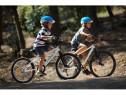 """Bicicleta MTB RACING BOY 300 20"""" 6-9ANI B'TWIN Full option"""