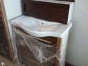 Mobilier baie din PVC + lavoar
