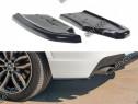 Prelungire splitter bara spate BMW X3 F25 M-Pack 14-17 v1