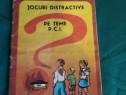 Jocuri distractive pe teme p.c.i./format mic/anii 80
