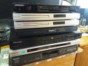 DVD playere Philips Pioneer Samsung