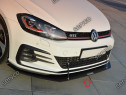 Bodykit tuning sport Volkswagen Golf 7 GTI Facelift 2017- v3