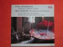 Vinil P.Hindemith, Bela Bartok-Symph.Mathis Der Maler&Divert