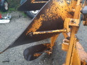 Plug Widder 3 cormane brazdare hidraulic reversibil