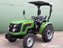Tractor model ZOOMLION RD 254; 25CP; 4x4 ROPS cu COC si CIV