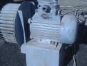 Ventilator cu motor 380v