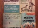 Lot 4 carti de vanatoare - Stavros, Jianu, Mosandrei, ...