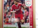 Steven Gerrard- Poster oficial , inramat