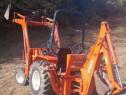 Tractor mini buldoexcavator miniexcavator kubota 4×4