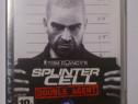 Tom Clancy's Splinter Cell Double Agent Playstation 3 PS3