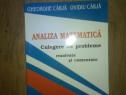 Culegere probleme analiză matematică