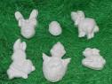 Set Figurine ipsos Pasti 6 bucati