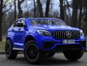 Masinuta electrica Mercedes GLC63s 4WD 4x35W 12V 10Ah #BLUE