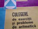 Culegere de exercitii si probleme de aritmetica cls.IV-VIII