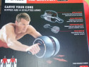 Roata Abdomen Aparat Fitness Perfect AB-Carver Pro USA