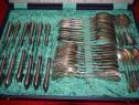 Set tacamuri Rusesti argintate pentru 12 persoane 48 piese