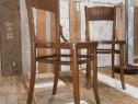 Scaun vechi din lemn de fag Thonet Mundus