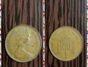 Moneda. 1 New penny 1978. UK.