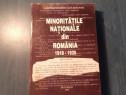 Minoritatile nationale din Romania 1818-1925 Ioan Scurtu