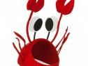 Cosplay masca palarie amuzanta, Tinksky, petrecere, rac crab