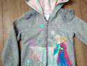 Hanorac/Cardigan/Bluza Elsa Frozen Disney 4 ani 104-110