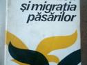 Cartea Dinamica si migratia păsarilor