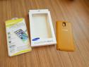 Capac Original Samsung Galaxy Note 3 N9005+Folie sticla