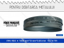 HOLZMANN PPK-904 1300x13x10/14 panza fierastrau banda metal